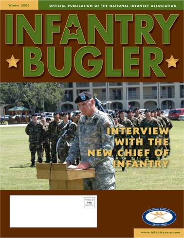 Winter 2005 Bugler Cover