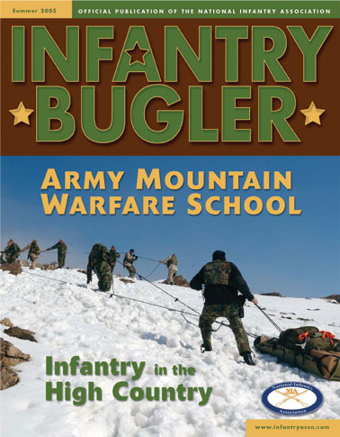 Summer 2005 Bugler Cover