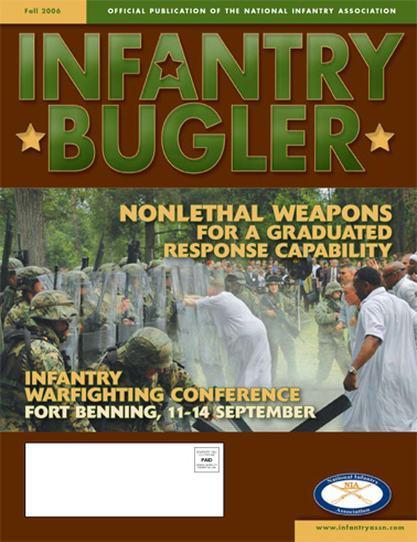 Fall 2006 Bugler Cover