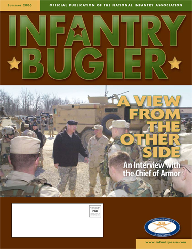 Summer 2006 Bugler Cover