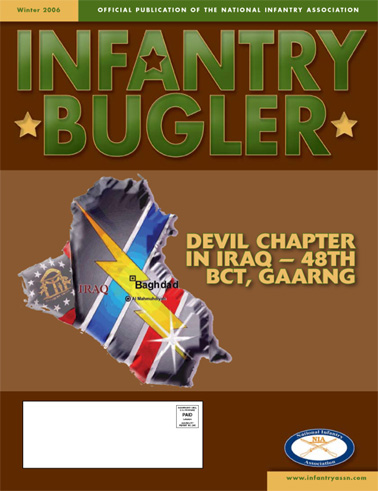 Winter 2006 Bugler Cover
