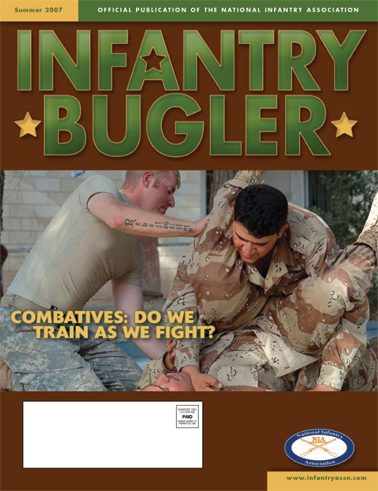 Summer 2007 Bugler cover Issue
