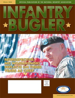 Winter 2008 Bugler Cover Page